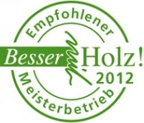 Pitzer Huber: Empfohlener Meisterbetrieb 2012